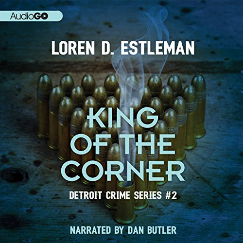 King of the Corner audiobook cover art