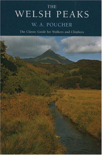 The Welsh Peaks: A Poucher Guide (W a Pouchers Guides)