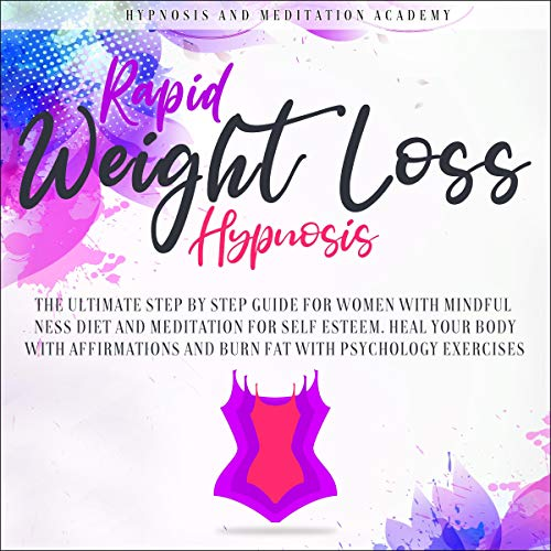 Rapid Weight Loss Hypnosis  By  cover art