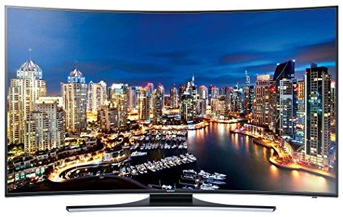 Samsung HU7200 138 cm (55 Zoll) Curved Fernseher (Ultra HD, Triple Tuner, Smart TV)