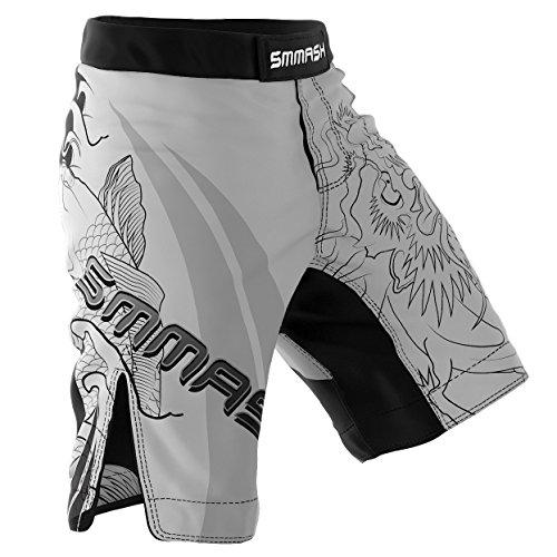 Smmash Shorts KOI Boxen Kampfsport MMA BJJ UFC - Größe S M L XL XXL (L)
