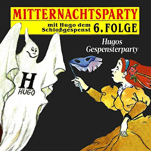 Couverture de Hugos Gespensterparty