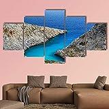 AAAKK Leinwand - Bilder - Stefanou Strand in Kreta Insel