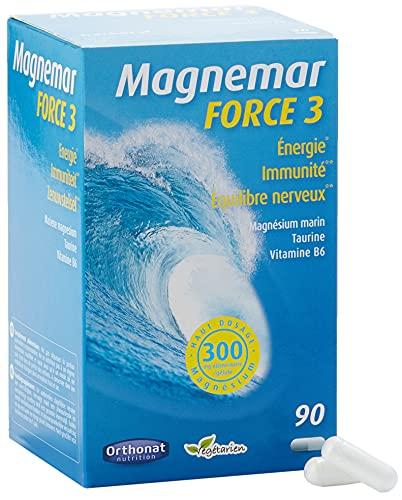 MAGNEMAR FORCE 3. 90 CAPSULAS...