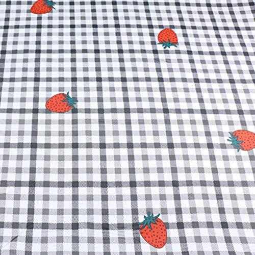LLine bloemen katoenen stof voor het maken van kleding Babyjurk Naaien Laken Kussensloop DIY Quilten Kinderstoffen, 32 FA190211-2,50x40cm