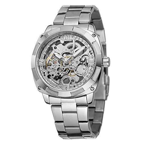 Best Automatic Watches On a Budget - FORSINING Men's Military Automatic Watch