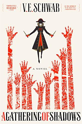 A Gathering of Shadows: A Novel (Shades of Magic Book 2)