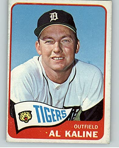 1965 Topps #130 Al Kaline Tigers 403187 Cards Ranking Rapid rise TOP12 Kit Young EX-MT