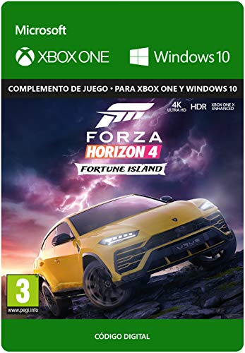 Forza Horizon 4: Fortune Island DLC | Xbox One/Win 10 PC - Download Code