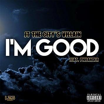 I'm Good (feat. Philander)