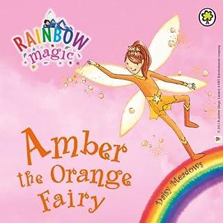 Rainbow Magic: The Rainbow Fairies 2: Amber the Orange Fairy cover art