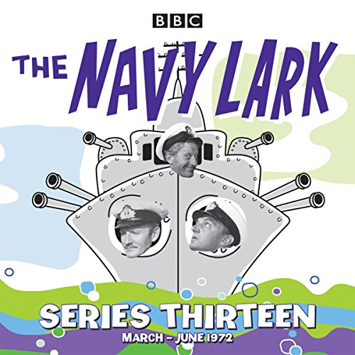 The Navy Lark: Collected Series 13 cover art
