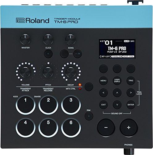 4. Roland TM-6 PRO Acoustic Drum Trigger Module