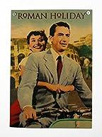ローマの休日 ポスター