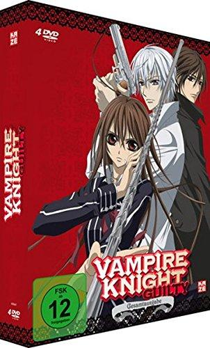 Vampire Knight: Guilty - Staffel 2 - Gesamtausgabe - [DVD]