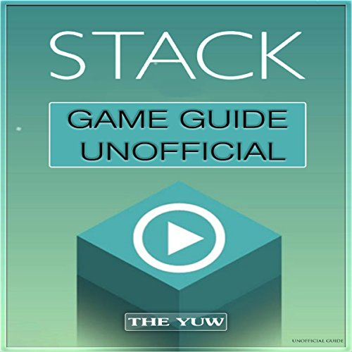 Stack Game Guide Unofficial audiobook cover art