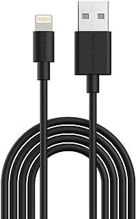RAVPower Cable USB to Lightning , 1m , Black