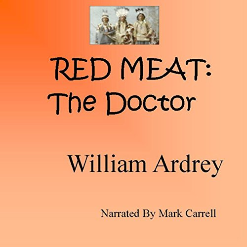 Red Meat audiobook cover art