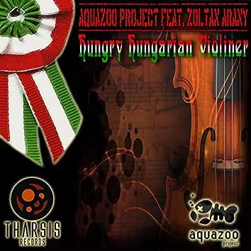 Hungry Hungarian Violiner