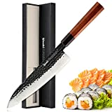 Gyuto Chef's Knife, 8 inch Japanese...