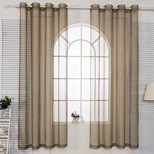 Faraday Defense Silver Fabric Shielding 1 Curtain Panel EMF & RF...