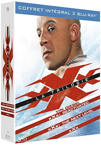xXx, la trilogie : xXx + xXx 2 : The Next Level + xXx : Reactivated [Francia] [Blu-ray]