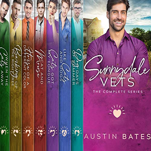 Sunnydale Vets: A Contemporary Mpreg Romance Bundle cover art