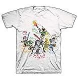 Lego Star Wars - Camiseta de algodón para niños pequeños (5/6)