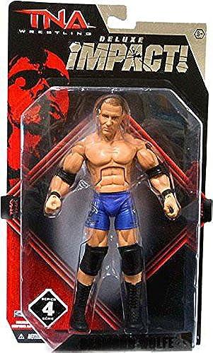 Desmond Wolfe Figur - TNA Deluxe Impact 4