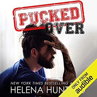 Pucked Over audiobook cover art