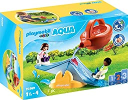 PLAYMOBIL Aqua 70269 Huśtawka wodna z konewką, od 1,5 roku
