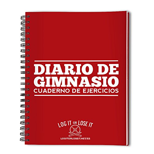 Log it or Lose it Diario de Gimnasio - Edición Bolsillo Tamaño A6