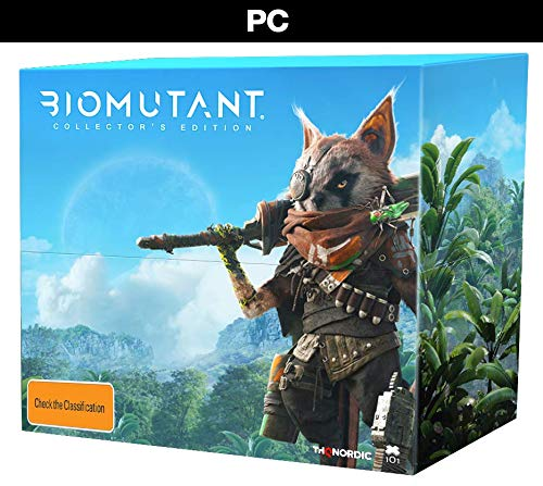 Biomutant Collector's Edition (UK Import) - PC Collector's Edition