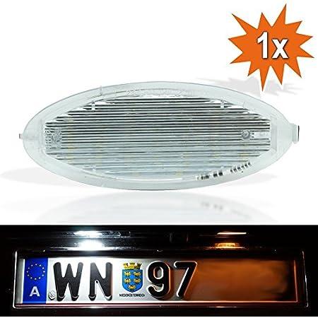 Premium Led Kennzeichenbeleuchtung Nummernschildbeleuchtung 903 Auto