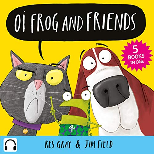 Oi Frog and Friends Collection cover art