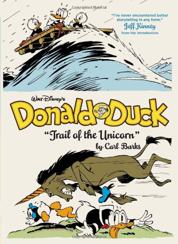 "Image of Walt Disney's Donald Duck Vol. 8: ""Trail Of The Unicorn"" (Vol. 8) (The Complete Carl Barks Disney Library)"