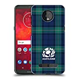 Official Scotland Rugby Tartans Logo 2 Hard Back Case