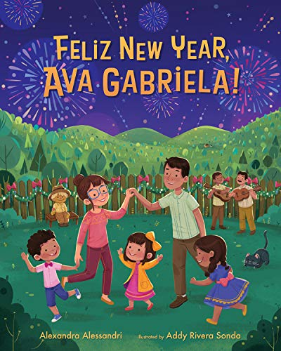 Felíz New Year, Ava Gabriela!