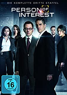 Person of Interest - Die komplette dritte Staffel [6 DVDs] (B00MMZV7QM) | Amazon price tracker / tracking, Amazon price history charts, Amazon price watches, Amazon price drop alerts