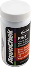 Hach Company 511710 5-in-1 Chlorine Test Strips