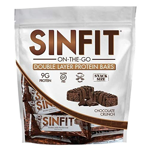 Sinister Labs Sinfit Bar 15x101g Chocolate Crunch