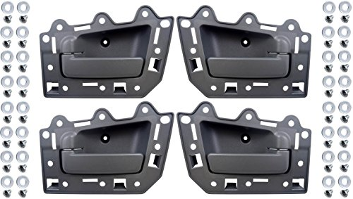 jeep 2006 4 door handles - 1
