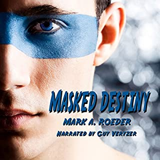 Masked Destiny cover art