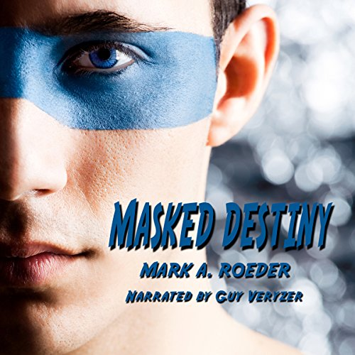 Masked Destiny audiobook cover art