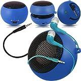 Deet® Portable Line-In Speakers