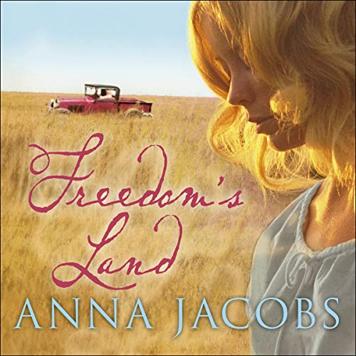 Freedom's Land audiobook cover art
