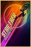 Star Trek Discovery 3 - Film Filmplakat - Beste Print Kunstdruck Qualität Wanddekoration Geschenk - A1 Poster (33/24 inch) - (84/59 cm) - GLÄNZEND dickes Fotopapier