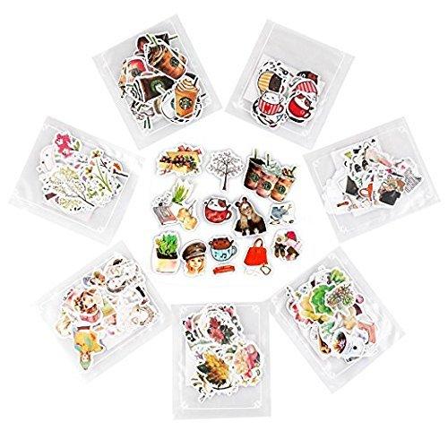 いろいろな食べ物の人物マスキングテープ 和紙テープ和紙小巻ロール ラッピング デコレーション 剥がしやす...