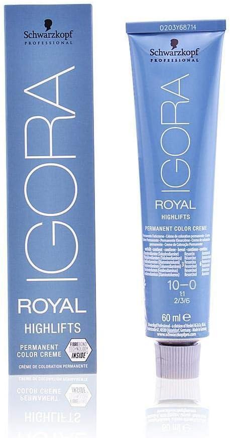 Schwarzkopf Professional Igora Royal 10-0 Tinte - 60 ml ...