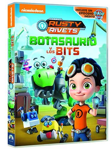 Rusty Rivets 2: Botasaurio Y Los Bits [DVD]